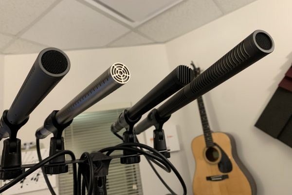 Choosing a New Shotgun Microphone – The Game!